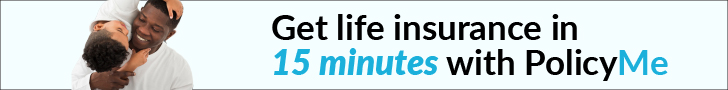 Get life insurance in 15 minutes with PolicyMe