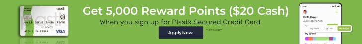 Get 5k reward points 20 Cash