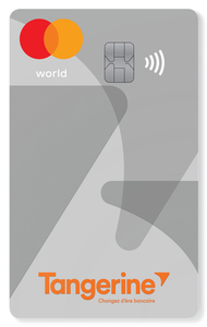 World Mastercard Tangerine
